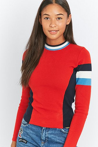 urban-outfitters-red-colourblock-ski-jumper-womens-s