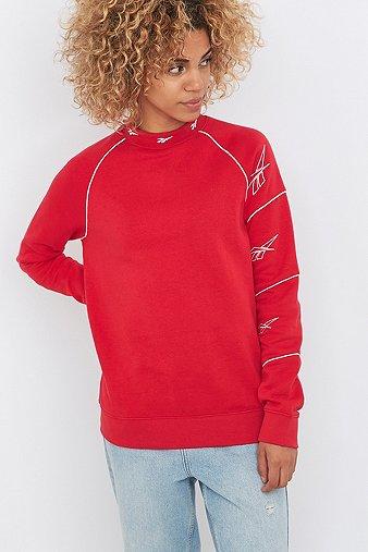 reebok-triple-logo-red-sweatshirt-womens-m