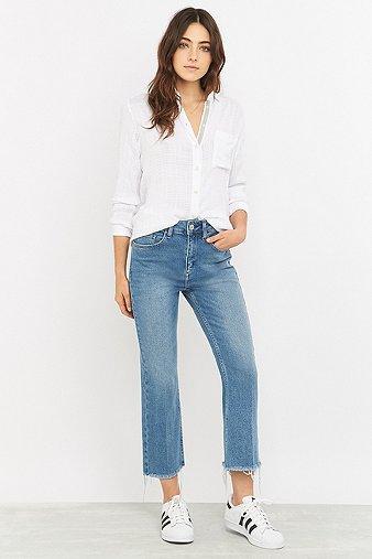 bdg-vintage-blue-raw-edge-kick-flare-jeans-womens-28w-30l