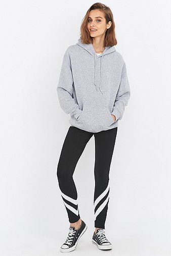 light-before-dark-black-white-chevron-ski-trousers-womens-m