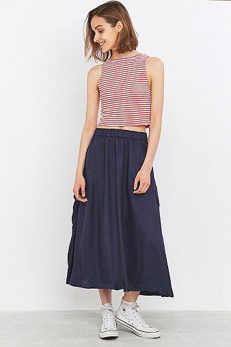 lf-markey-blake-navy-midi-skirt-womens-12