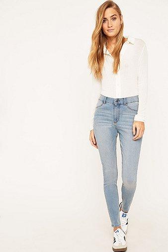 cheap-monday-high-spray-on-stone-bleach-skinny-jeans-womens-l