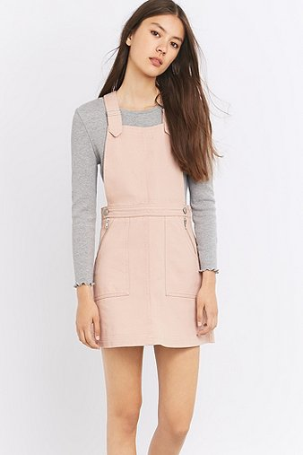 urban-outfitters-twill-dungaree-dress-womens-m