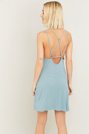 sparkle-fade-detailed-back-dress-womens-l