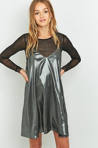sparkle-fade-dusty-metallic-slip-dress-womens-xs