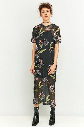 light-before-dark-black-floral-mesh-midi-dress-womens-s