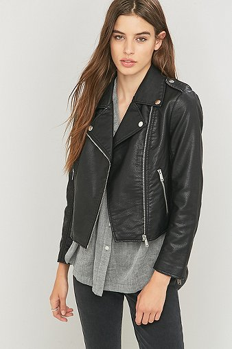 sparkle-fade-black-vegan-leather-shrunken-biker-jacket-womens-l