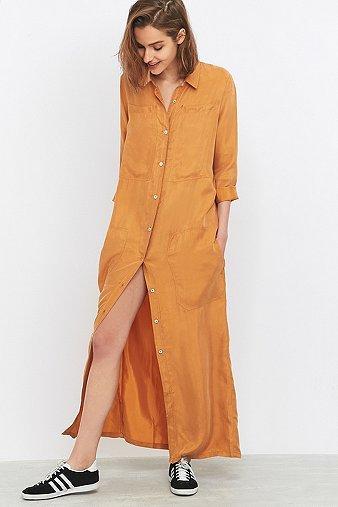 lf-markey-joss-rust-maxi-shirt-dress-womens-6