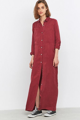 lf-markey-joss-maroon-maxi-shirt-dress-womens-12