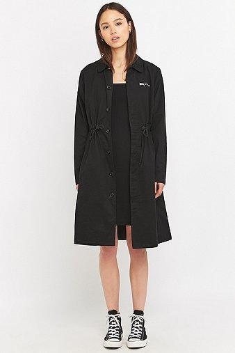 stussy-leeds-longline-black-jacket-womens-l