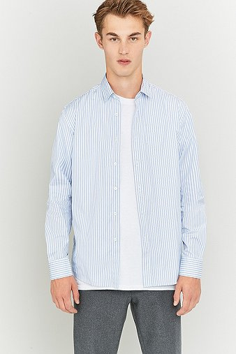 capital-goods-blue-white-striped-poplin-shirt-mens-m
