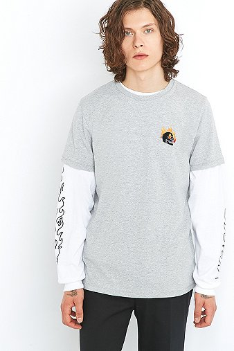 embroidered-flaming-skull-grey-t-shirt-mens-m