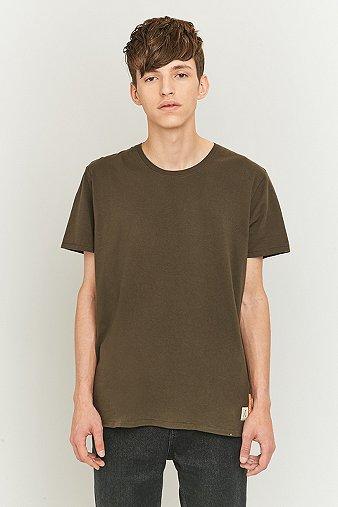 nudie-jeans-bunker-green-o-neck-t-shirt-mens-l