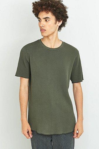 commodity-stock-khaki-short-sleeve-pigment-washed-waffle-t-shirt-mens-m