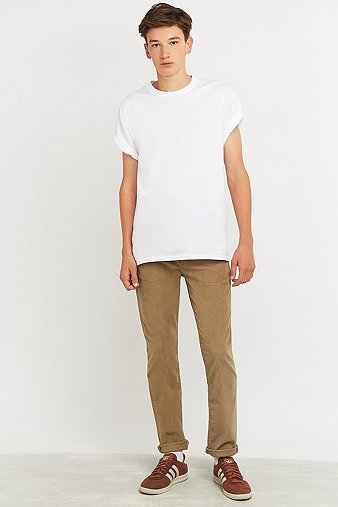 levi-511-sand-corduroy-slim-fit-trousers-mens-34w-30l