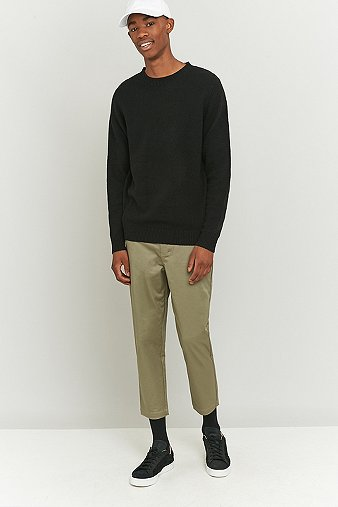 common-homme-carl-olive-trousers-mens-32-w