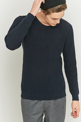 suit-condor-navy-waffle-knit-jumper-mens-m