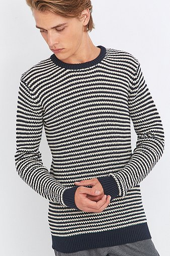 suit-condor-navy-white-stripe-waffle-knit-jumper-mens-m