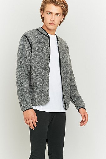 native-north-reversible-grey-thermal-sweatshirt-mens-m