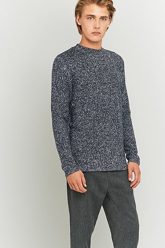 native-north-blue-knit-sweatshirt-mens-m