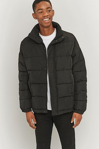 shore-leave-black-zip-puffer-jacket-mens-m