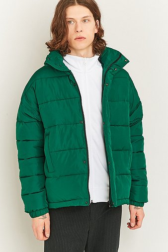 shore-leave-green-zip-puffer-jacket-mens-xl