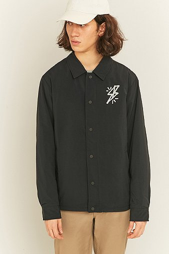 nike-sb-bolt-black-coach-jacket-mens-m