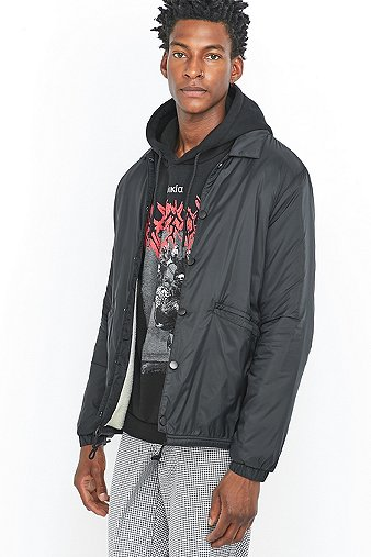 loom-davey-black-shearling-lined-coach-jacket-mens-s