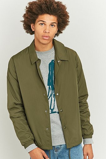 element-morton-moss-coach-jacket-mens-m