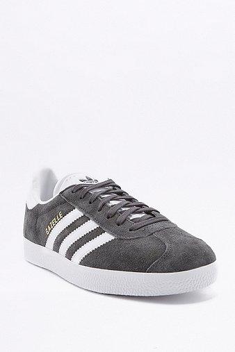 adidas Originals Gazelle Grey Trainers Grey