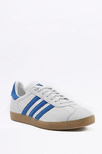 Adidas originals - baskets gazelle blanches et...