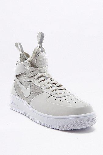Nike Air Force 1 damensneaker weiß