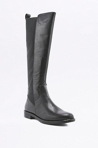 vagabond-amina-black-suede-elastic-knee-high-boots-womens-4