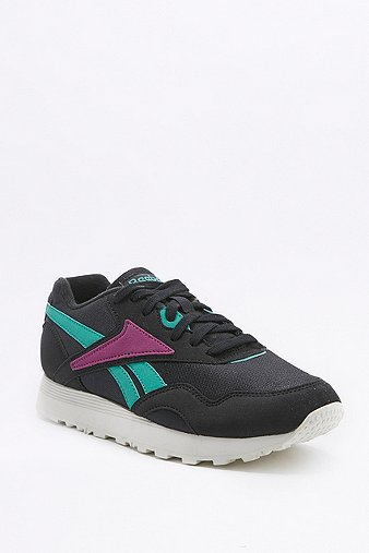 reebok-classic-green-purple-black-nylon-trainers-womens-5