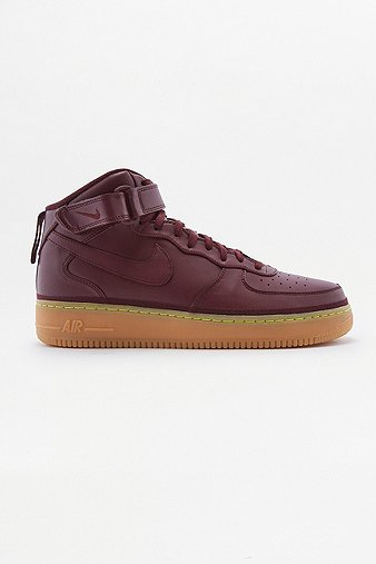 nike-air-force-1-mid-lv8-burgundy-trainers-mens-9