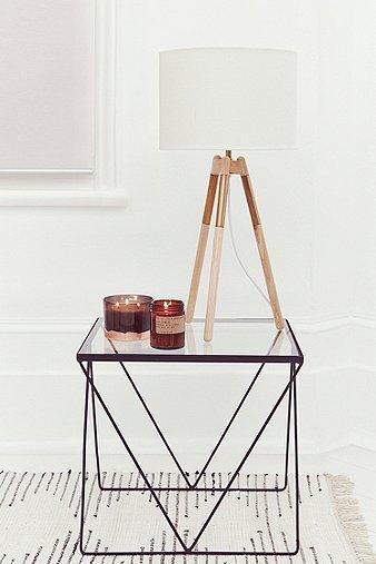 Image du produit Table motifs petits losanges