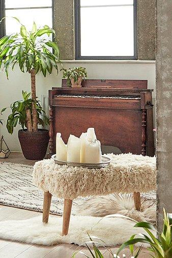 large-shaggy-stool
