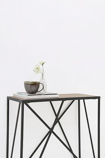 nelson-geometric-console-table