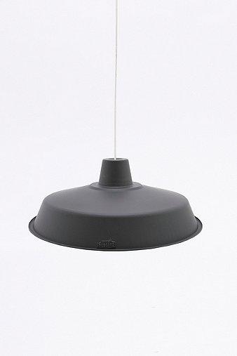nook-nl-reserve-classic-matte-black-pendant-light-shade
