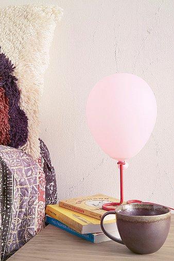 Image of Balloon Lamp, White
