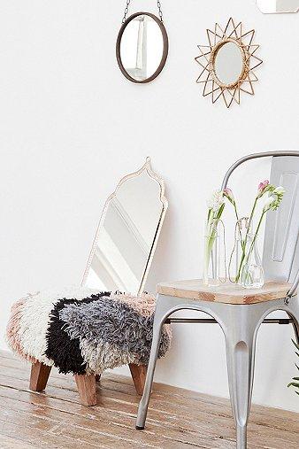 Image du produit Miroir Taj en cuivre