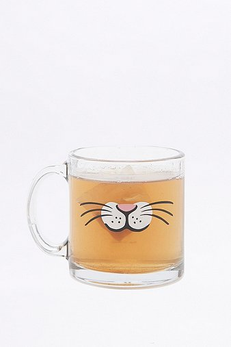 glass-cat-face-mug