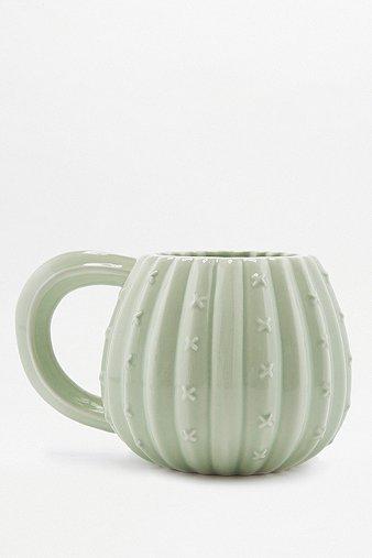 Image of Cactus Mug, Green