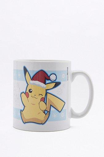 christmas-pikachu-mug