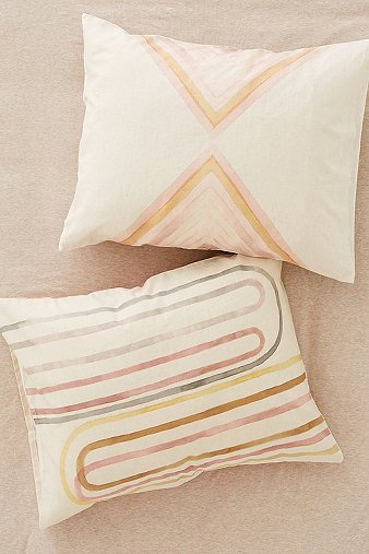 hodad-watercolour-pillowcase-set