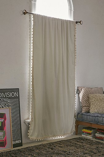 ivory-pompom-curtain