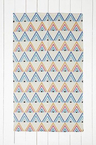 Image du produit Tapis Loretta 3x5 à motifs triangle