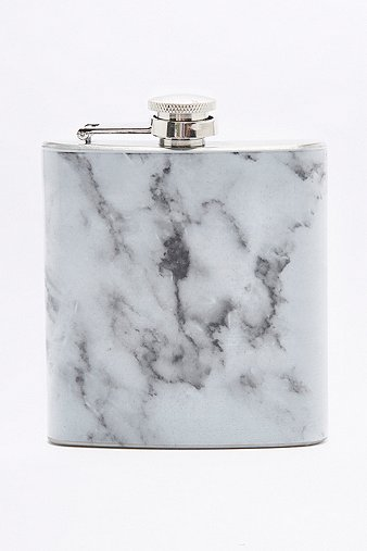 marble-hip-flask