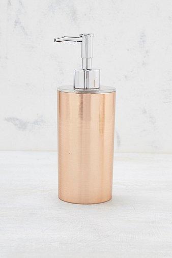 copper-soap-dispenser