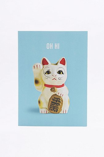 lucky-cat-card